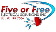 Five or Free Electrical Solutions